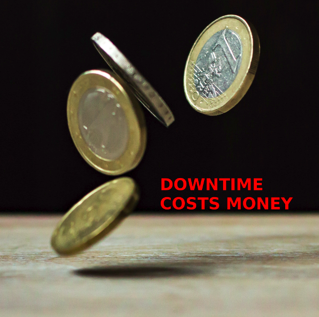 Downtime Is Lost Money