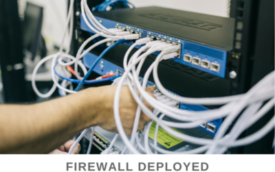 Firewalls – Purchase and Deploy – But is it enough?