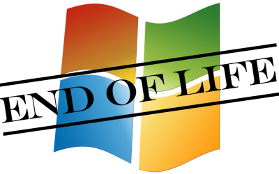 How Should I Prepare My Small Business for the End of Life of Windows 7?