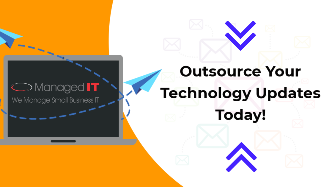 Keep Up-To-Date By Outsourcing