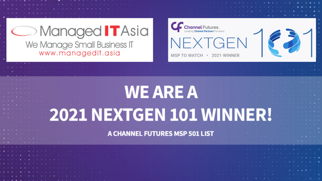 Managed IT Asia - The Highest Ranked Asia Based Managed Service Provider